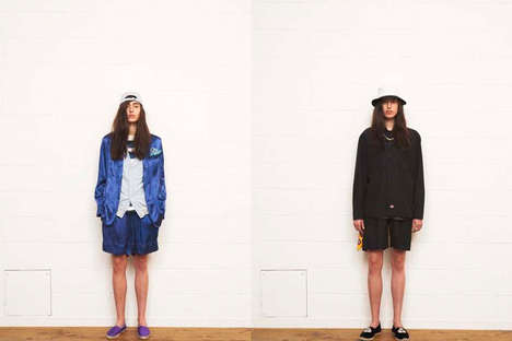 Oversized Masculine Womenswear