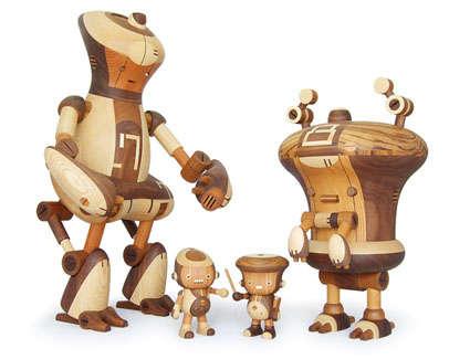 25 Wonderfully Wooden Toys