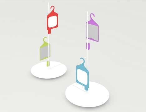 Closet-Originating Lamps