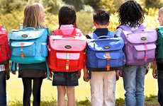 One-for-One Backpacks - Schoolbags Follows the Popular TOMS Shoes Model