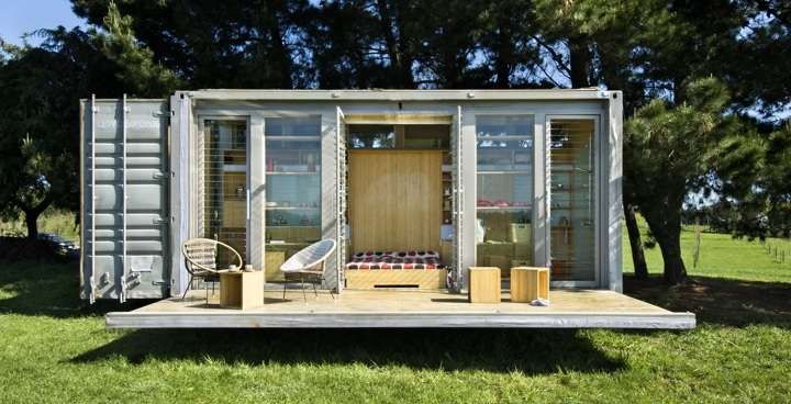 Charmant Compact Portable Houses