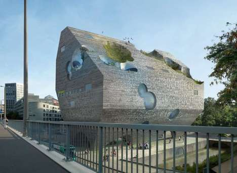 Pockmarked Monolithic Museums