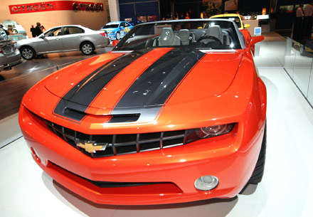 57 Charming Chevrolet Models