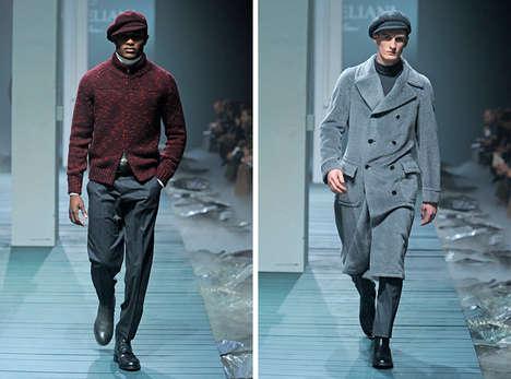 Sophisticated 70s Menswear