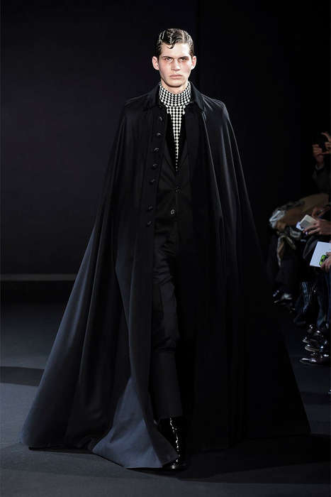 Dapper Vampire Couture