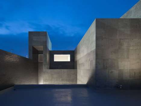 Sleek Shadowbox Structures