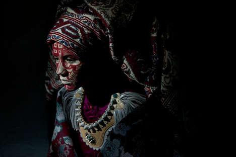 Tapestry-Blending Portraits