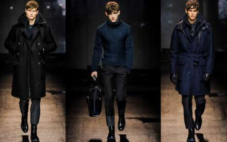 Haute Leather Outerwear Collections