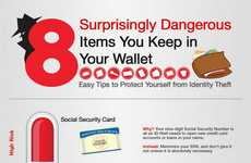 Dangerous Card Carriers - This Infographic Exposes Unknown Threats That We Carry in Our Wallets
