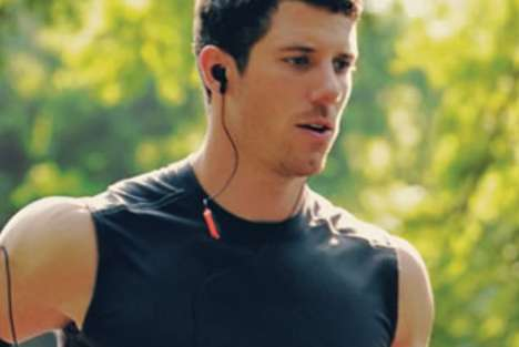 Fitness Tracking Earbuds