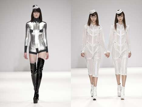 Futuristic Nurse Fashion
