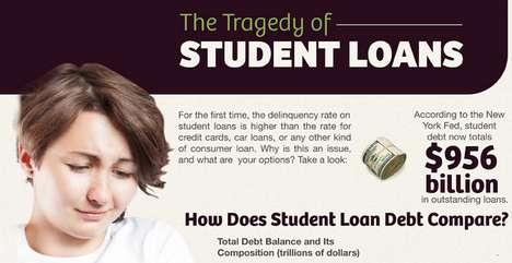 Soaring Student Loan Statistics