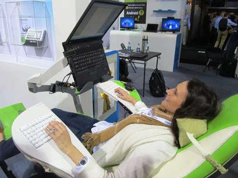 Ergonomic Computer Recliners