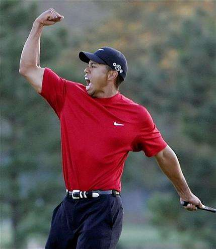 24 Tiger Woods References