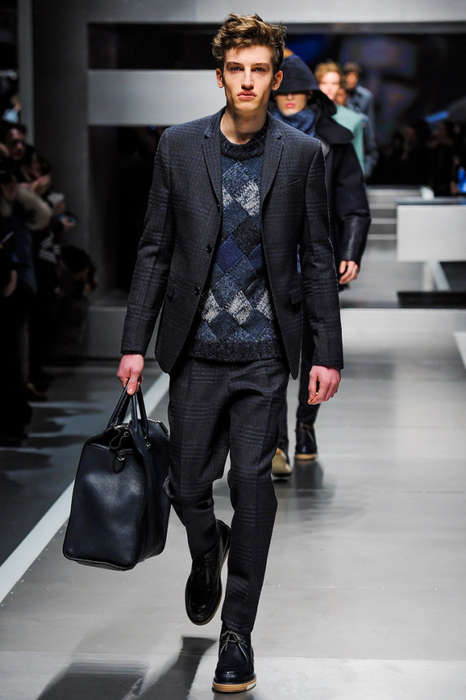 Luxury Nordic Menswear