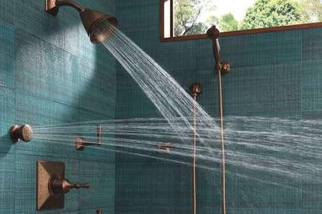 Multi-Faucet Body Soakers