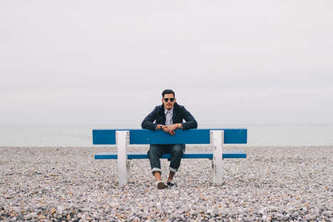 Overcast Boardwalk Lookbooks