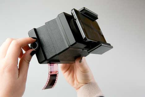 Vintage Film-Saving Gadgets