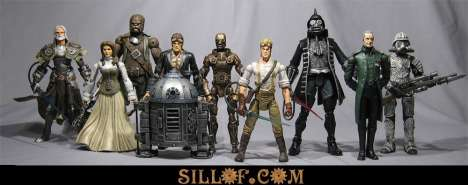 Steampunked Star Wars