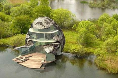 Eco-Luxury Architecture - $15 Million Orchid House
