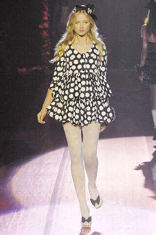 Polka Dot Dresses