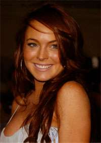Lindsay Lohan for Visa Swap