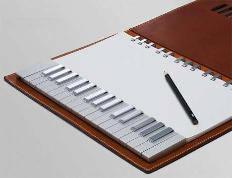 Piano Sketchpads