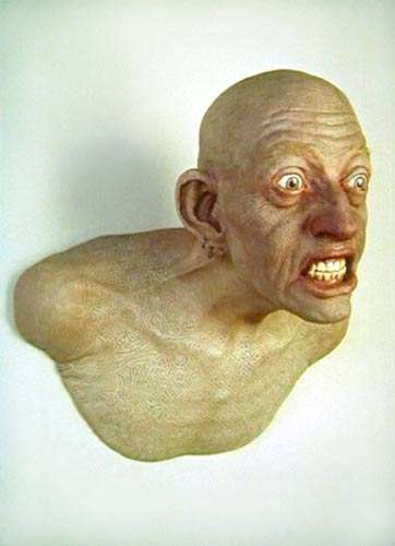 Fake Human Taxidermy