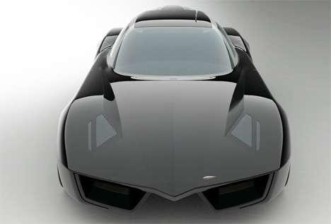 Batmobile Supercars