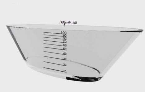 Water-Waste Awareness Baths