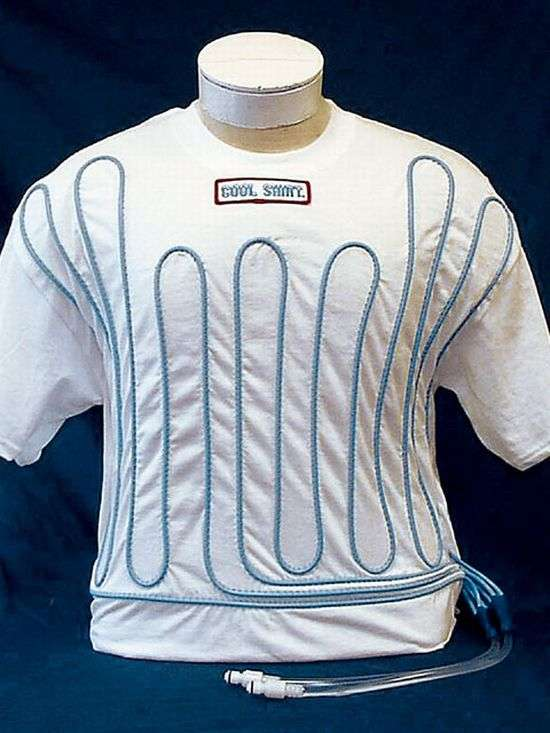 43b14cc72c Liquid Cooled Clothes: The Cool Shirt