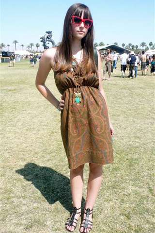 Event Style Blogs - Coachella Fashion