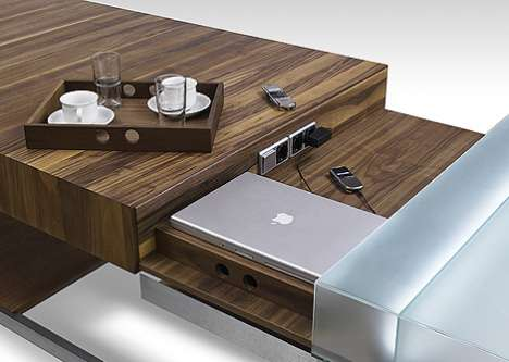 Hi-Tech Tables - Kitchen Workstation