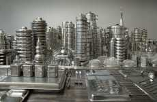 Cookware CityScapes