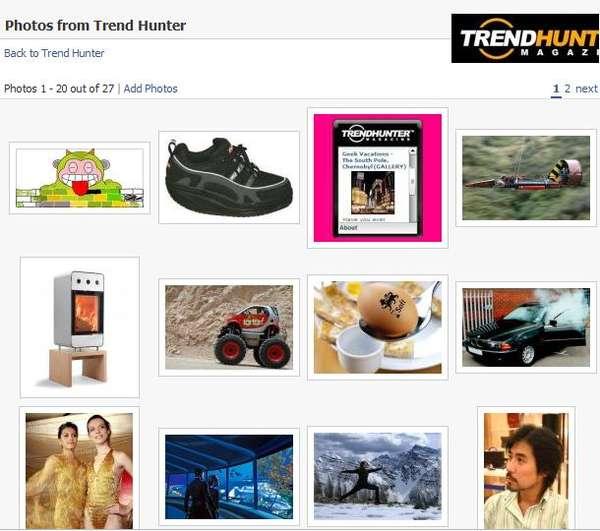 Facebook Photo Album Downloader: Firefox Add-On