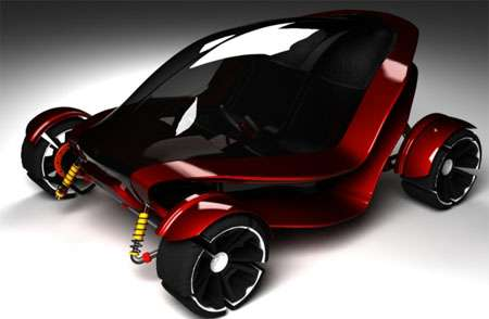 Cars of 2045