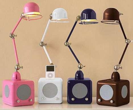 iPod Lamps