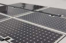 Peel & Stick Solar Panels