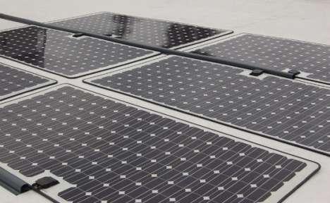 Peel & Stick Solar Panels