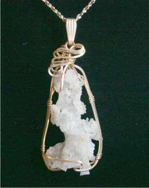 Petrified Lightning Jewelry