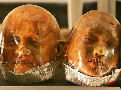 Barbaric Bread - Fresh Baked Heads