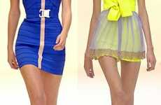 Neon Fashion - Hues to Highlight Spring