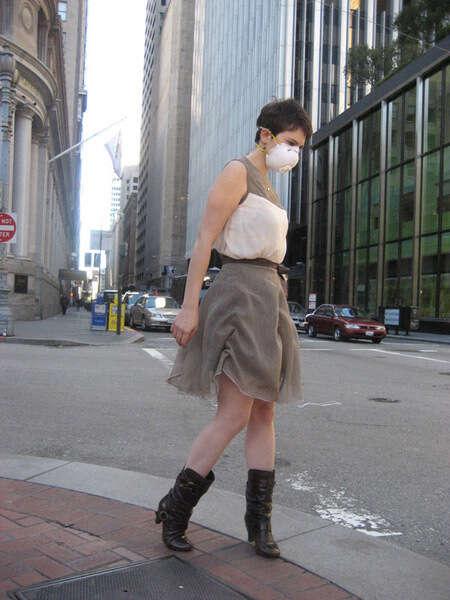 Air Quality Detecting Fashion