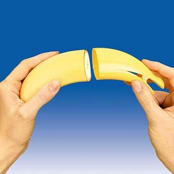 Banana Protectors 2 - Nana Banana Saver Prevents Browning