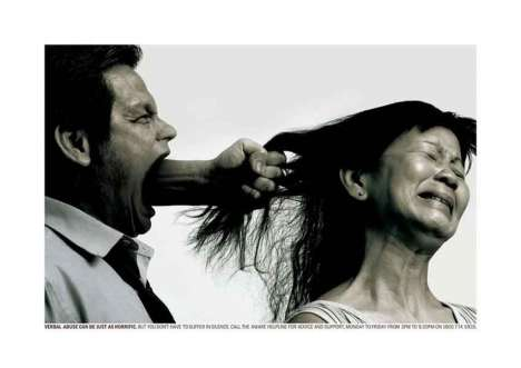 Hitting With Words - Domestic Violence: Verbal Abuse
