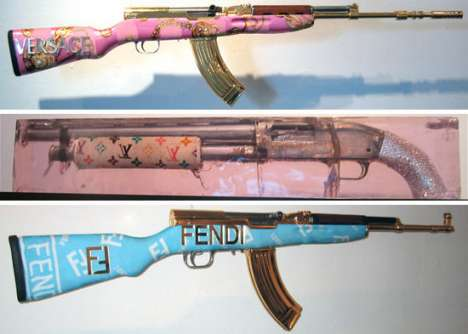 22 Fashionable Weapons for Women