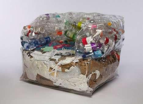 Garbage-Filled Furniture