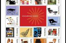 Designer Tribute Stamps - US Post Honour Eames