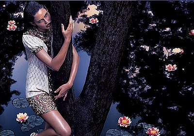 Tree Hugger Chic - Missoni Campaign
