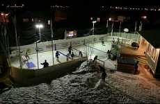 Backyard Arenas